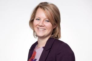 Portretten medewerkers kabinet NVA Liesbeth Homans